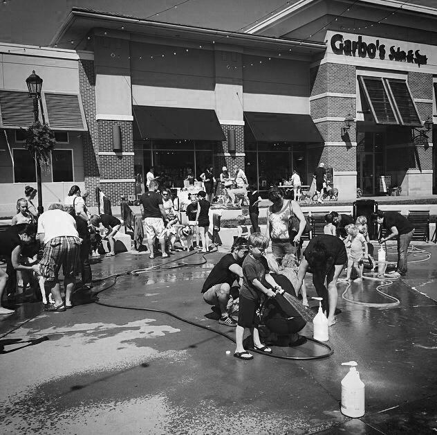 Garbo's salon omaha dog wash