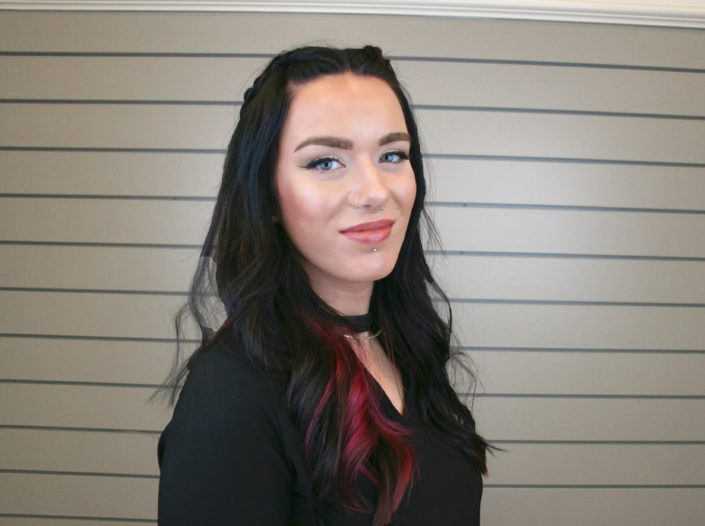 Hanna Derkatch - Omaha Hairstylist at Garbo's Midtown Crossing