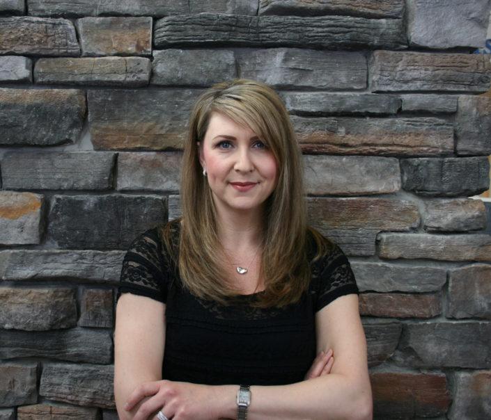 Denise, hairstylist at Regency Mall Omaha