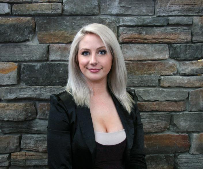 Erin, hairstylist at Regency Mall Omaha