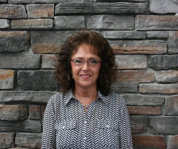 Kathy, hairstylist at Regency Mall Omaha