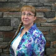 Sharon, massage therapist at Regency Mall Omaha