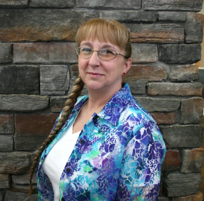Sharon, massage therapist at Regency Mall Omaha