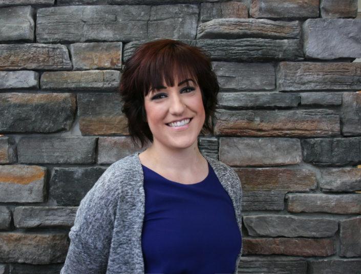 Rachel, hairstylist at Regency Mall Omaha