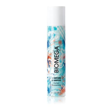 Biomega Moisture Shampoo - 10 oz