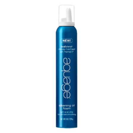 Aquage SeaExtend Silkening Oil Foam – 2 oz