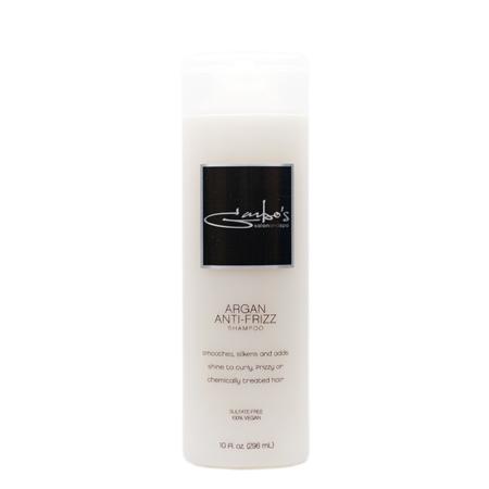 Garbo's Argan Anti-Frizz Shampoo – 10 oz