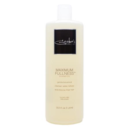 Garbo's Maximum Fullness Shampoo – Liter