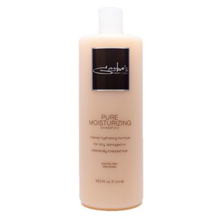 Garbo's Pure Moisture Shampoo – Liter