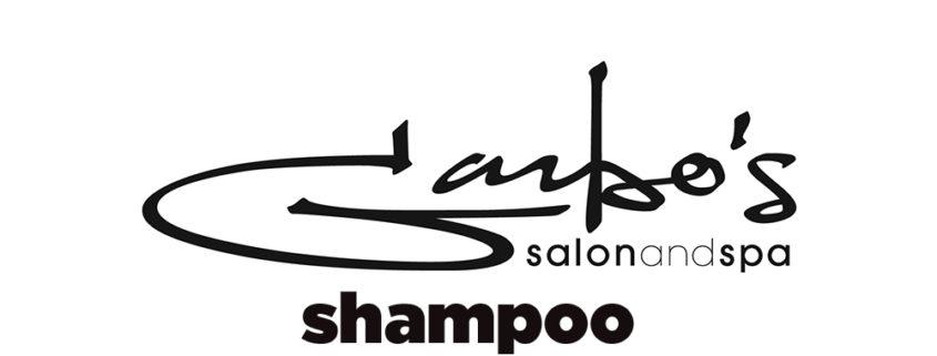 garbos salon and spa, shampoo