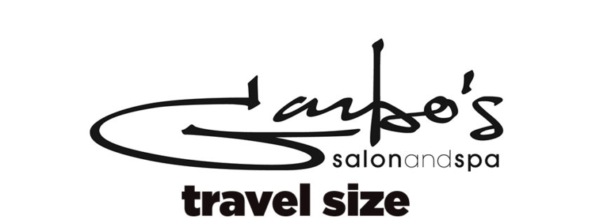 omaha, garbos salon and spa, travel size