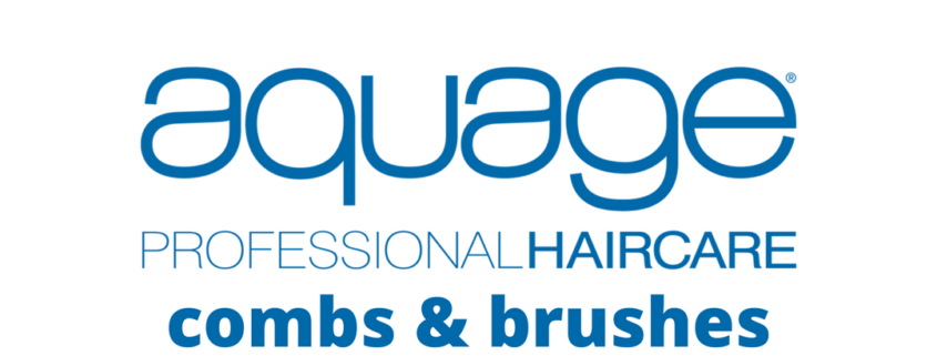 Aquage professional hair brushes and combs