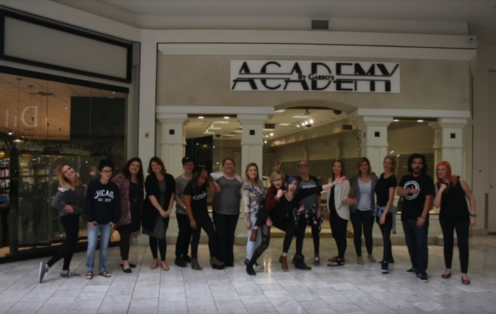 Garbo's Academy Omaha Hairstyling Salon Training