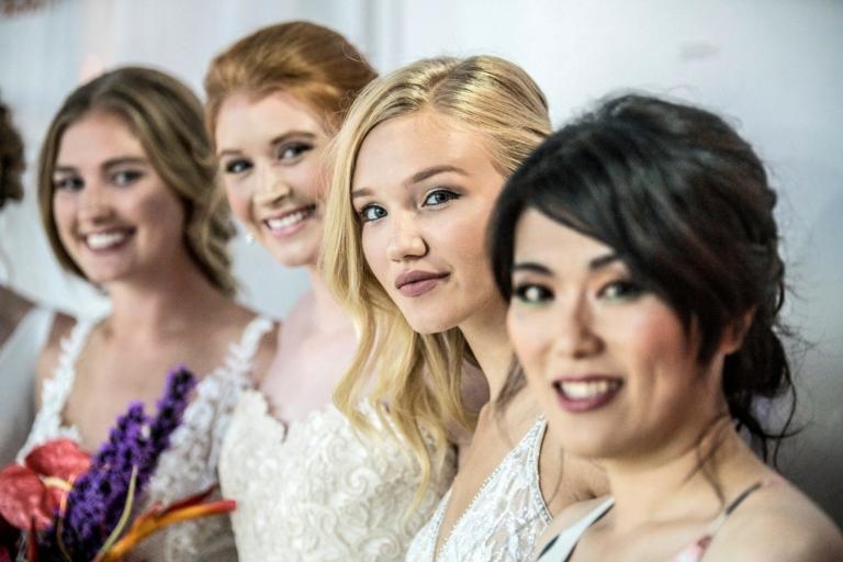 Omaha Fashion Week Models