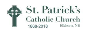 St. Patrick's Church Logo
