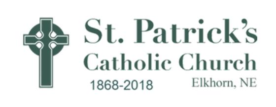 St. Patrick's Church Logo