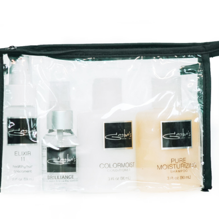 Garbos Travel Bag for all Hair Types