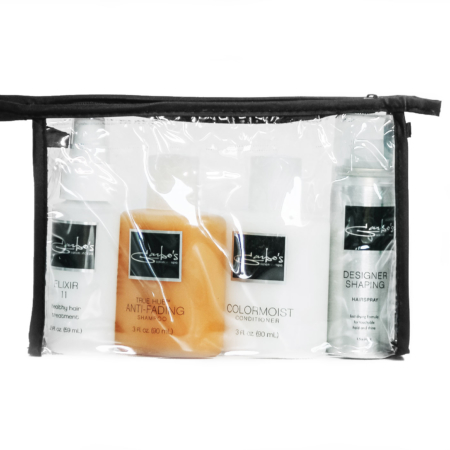 Garbos Travel Bag for Colored Hair