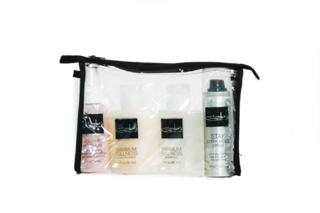 Garbos Travel Bag of Products for those who need volume