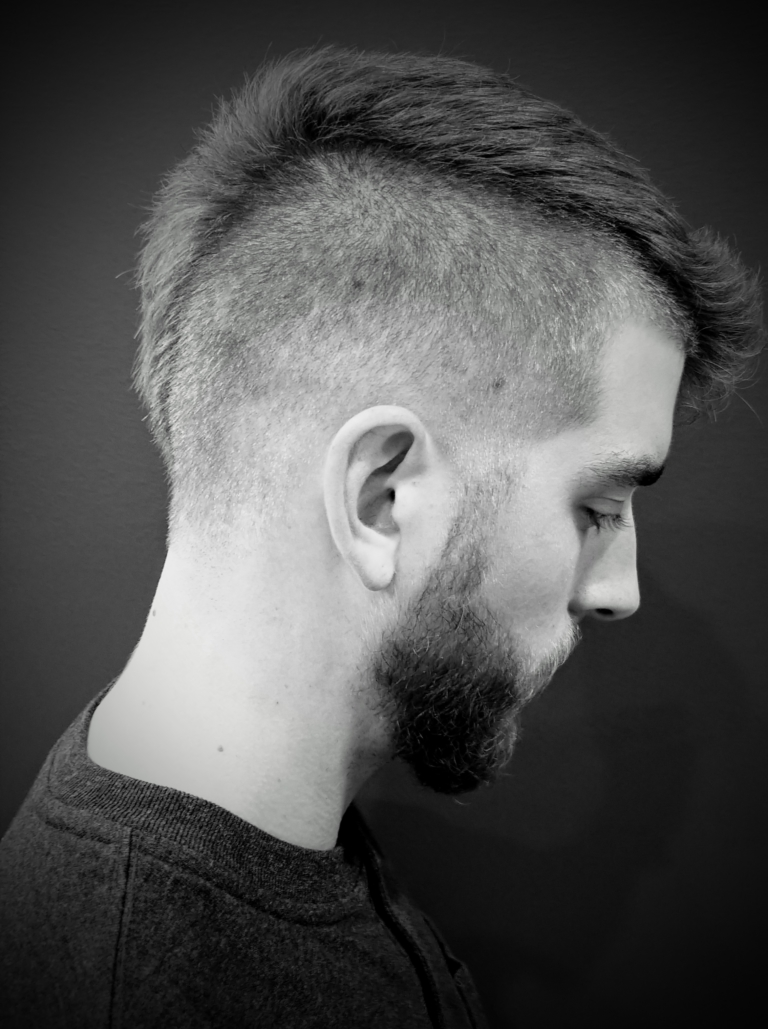 Leslie Johnson, Village Pointe, Hair Example - Male Short Haircut