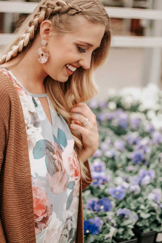 2019 Spring Fashion Trends - Florals