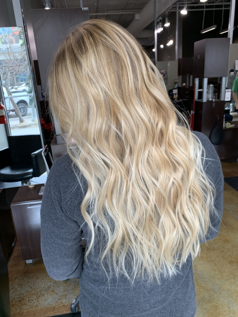 Omaha Hair Stylist Kasey H Beach Waves