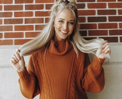 Omaha Hairstylist Erica Bang