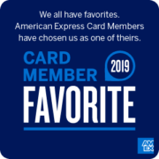 American Express Card Member Favorite