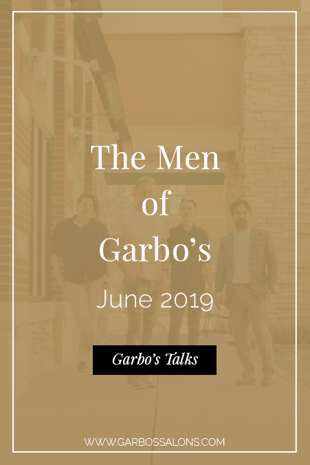 The Men of Garbos - Male Hairdressers