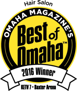 Best Hair Salon in Omaha, 2016 Winner