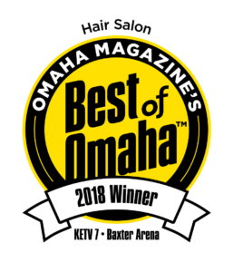 Best Hair Salon in Omaha, 2018 Winner