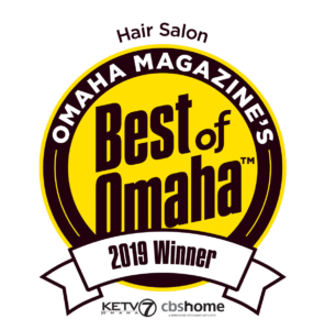 Best Hair Salon in Omaha, 2019 Winner