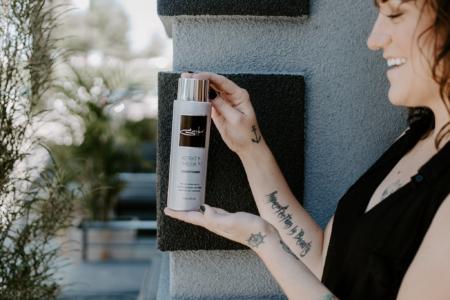 Keratin Therapy Shampoo - Live 2