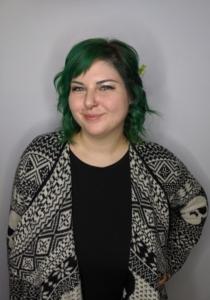 Aynsley Kalahar - Hair Stylist and Garbo's Midtown Crossing