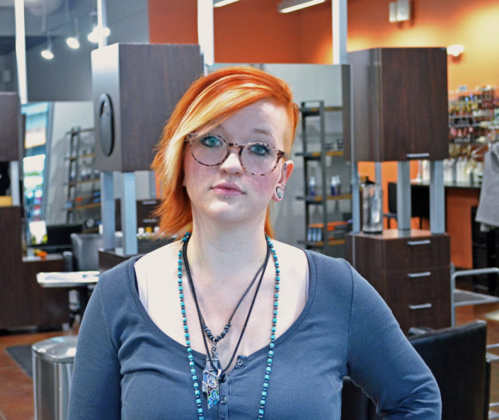 Kara Kowalski - Omaha Hairstylist at Garbo's Midtown Crossing